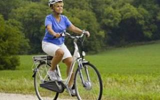 Как правильно сидеть на велосипеде горном