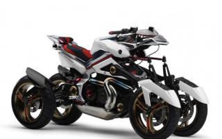 4 колесный мотоцикл как называется