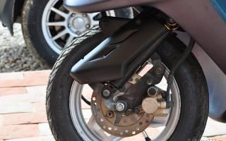 Какое давление должно быть в шинах скутера