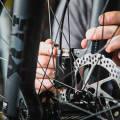 Как менять тормозные колодки на велосипеде
