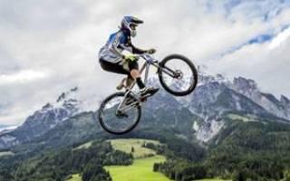 Как правильно прыгать на велосипеде