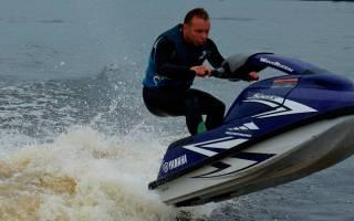 Водный мотоцикл как работает