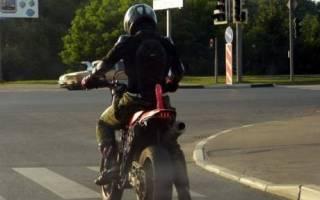 Как ездить вторым номером на мотоцикле