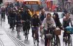 Как в дождь ездить на велосипеде