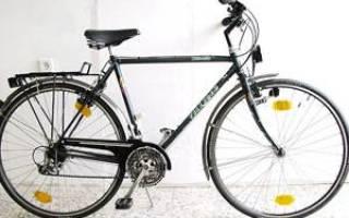 Как выбрать мужской велосипед