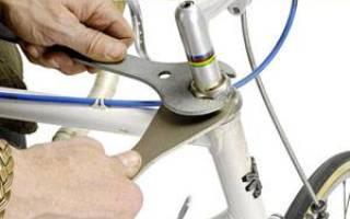Как на горном велосипеде приподнять руль