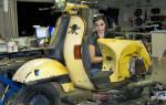 Что делать если не заводится скутер