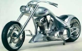 Чем отличается чоппер от мотоцикла
