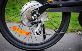 Как на велосипед поставить электромотор