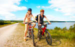 Как научиться держать равновесие на велосипеде