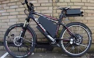 Как велосипед переделать в электровелосипед