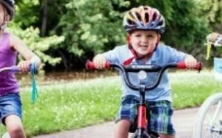 Как выбрать велосипед по росту ребенку