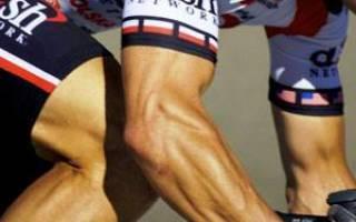 Какие мышцы работают при езде на велосипеде у мужчин