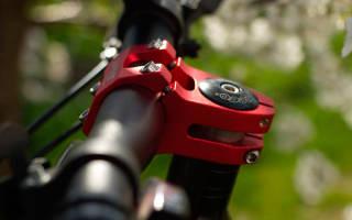 Как подобрать вынос руля велосипеда