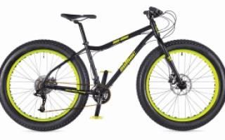 Велосипеды с широкими колесами как называются
