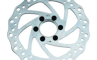 Как выправить тормозной диск на велосипеде