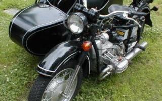 Чем отличается мотоцикл урал от днепра
