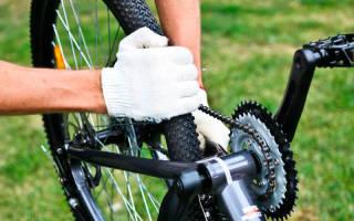 Как устранить люфт на заднем колесе велосипеда