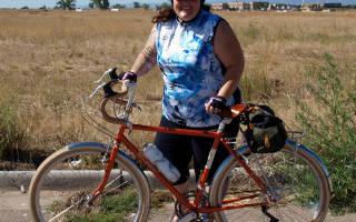 Какой вес выдерживает велосипед