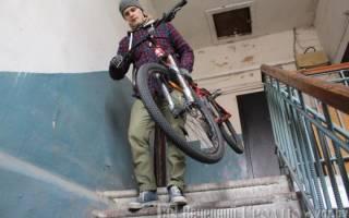 Как хранить велосипед в подъезде чтобы не украли