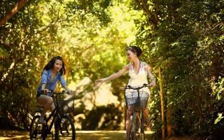 Как выбрать велосипед для города женский