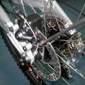 Дисковый тормоз задний на велосипеде как настроить