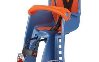 Детское кресло для велосипеда как выбрать