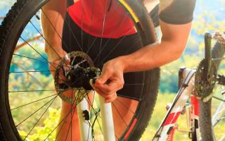 Как отремонтировать велосипед