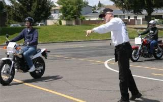 Как научиться кататься на мотоцикле
