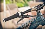 Как снять манетки на руле велосипеда