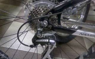 Как настроить спортивный велосипед