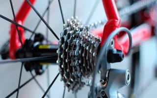 Как подтягивать цепь на велосипеде