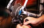 Как подтянуть тросик переключения скоростей на велосипеде
