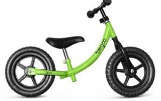 Велосипед без педалей детский как называется