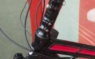 Как поднять руль на велосипеде мерида