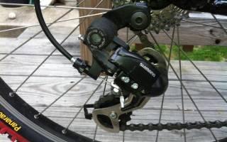Переключатель скоростей на велосипеде как устроен