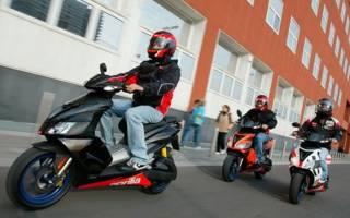 Мотоцикл или скутер что выбрать