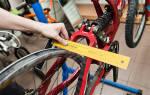 Как править восьмерки на велосипеде