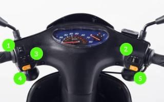 Как заправлять скутер