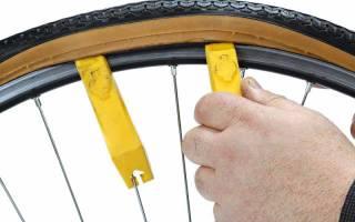 Как заклеить камеру велосипеда без ремкомплекта