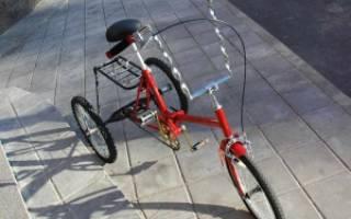 Как сделать трех колесный велосипед своими руками