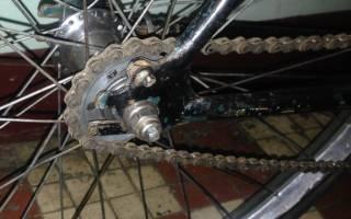 Как измерить растяжение цепи велосипеда штангенциркулем