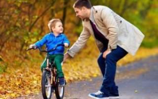 Как научиться кататься на велосипеде ребенку 10 лет