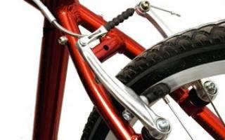 Как разблокировать тормоза на велосипеде
