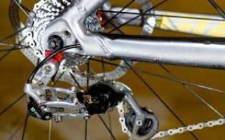 Как снять цепь с велосипеда без замка