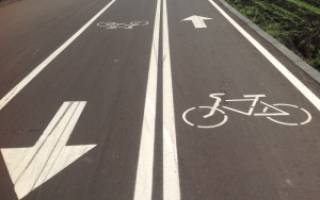 Как проехать от и до на велосипеде