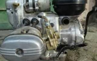 Какой двигатель можно поставить на мотоцикл урал