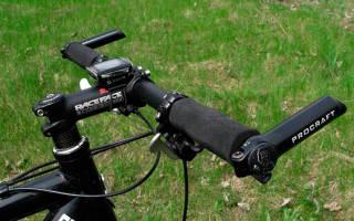 Рога на руль велосипеда как правильно установить