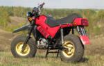Как мотоцикл тула