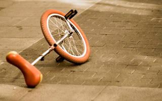 Одноколесный велосипед как называется